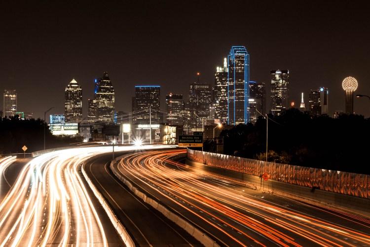 Dallas de nuit