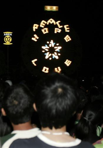 Giant Lantern Festival - Awesome Lantern Competition, Only