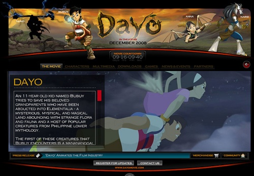 Dayo The Movie - 9 Days to go    • Our Awesome Planet