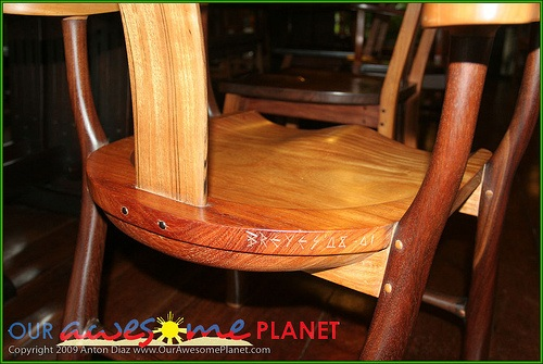 Benji Reyes Is A Filipino Furniture Artist Based In Antipolo, Who Has An  International Cult Following Because Of His Customized Chair Creations  Handmade ...