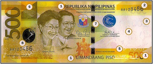 Philippine Currency: The New Generation • Our Awesome Planet