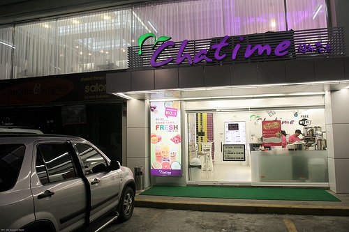 Chatime Fever in Manila • Our Awesome Planet