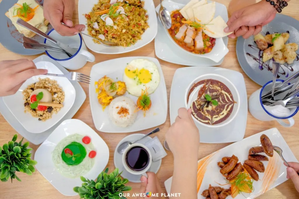 KANTO Freestyle: Best Filipino Breakfast in Manila! • Our Awesome Planet