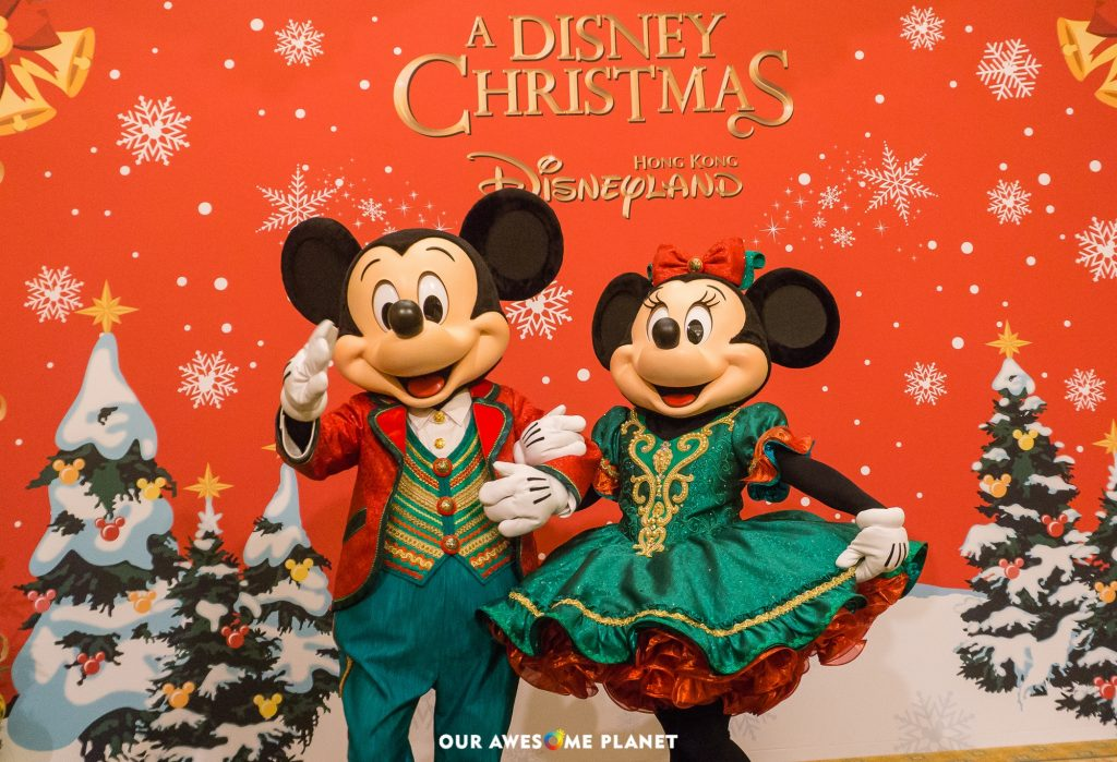 10 Tips For Conquering Hong Kong Disneyland This Christmas Our