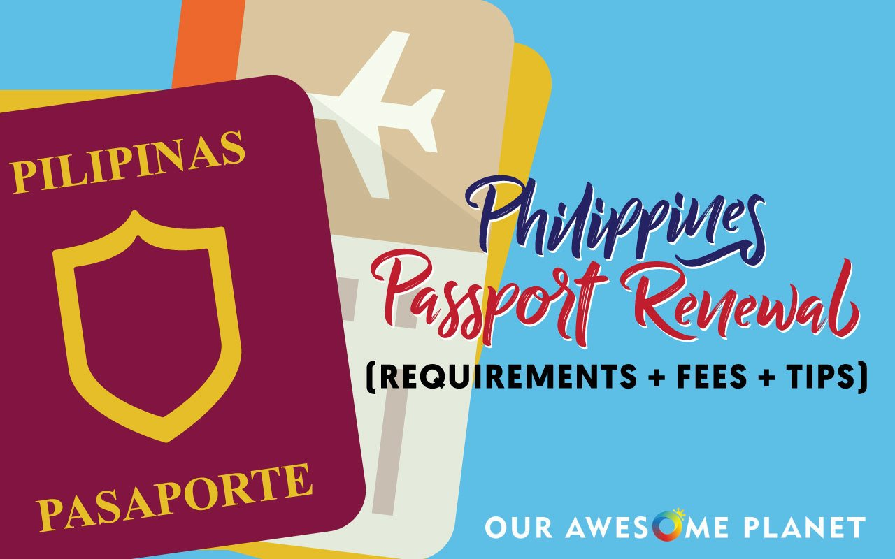 Passport Application Appointment (2019 DFA Philippines