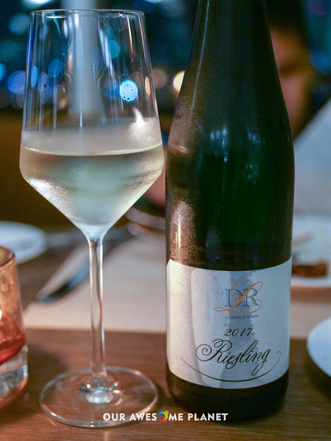 Dr. L Riesling (Glass -₱475, Bottle -₱1,850)