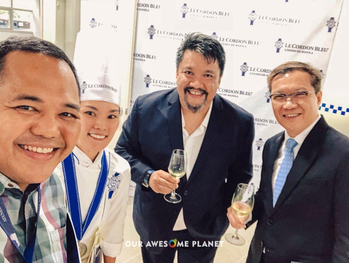 Le Cordon Bleu Manila: Tuition and Location (I Want to Enroll
