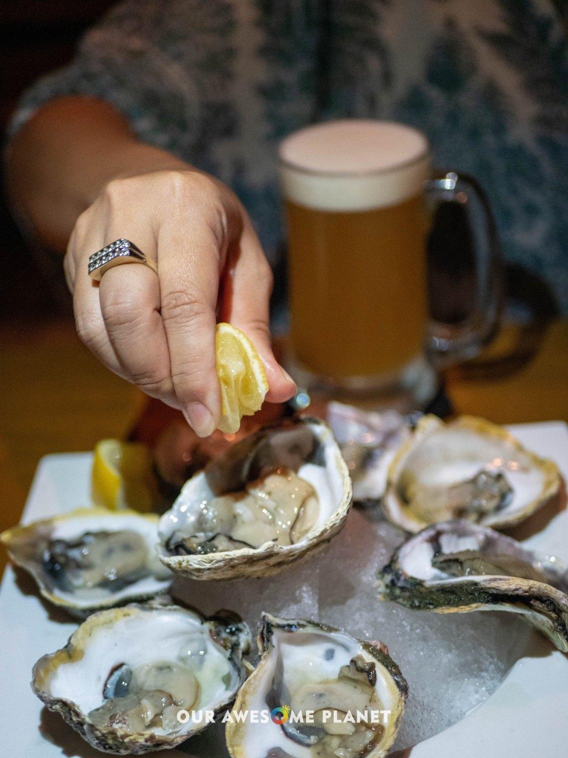 Roxas Fresh Oyster