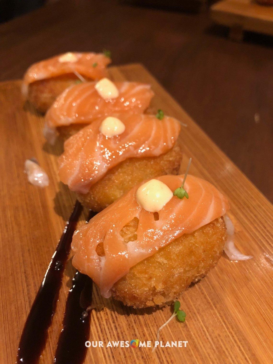 Kimchi Croquetas