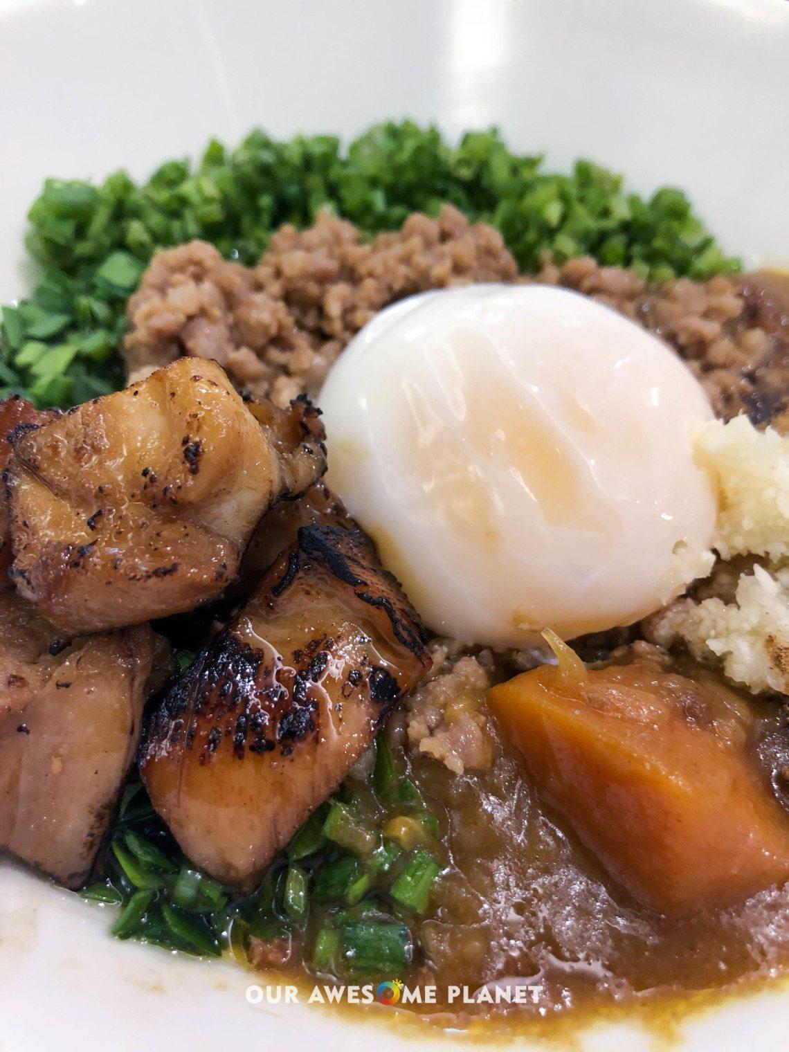 Curry Mazesoba