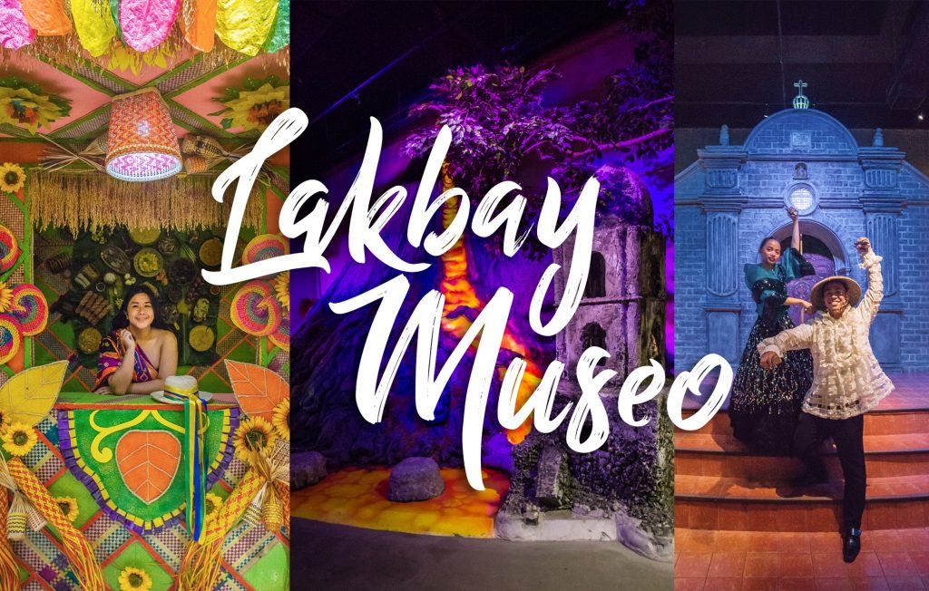 LAKBAY MUSEO: Travel the Philippines by way of this