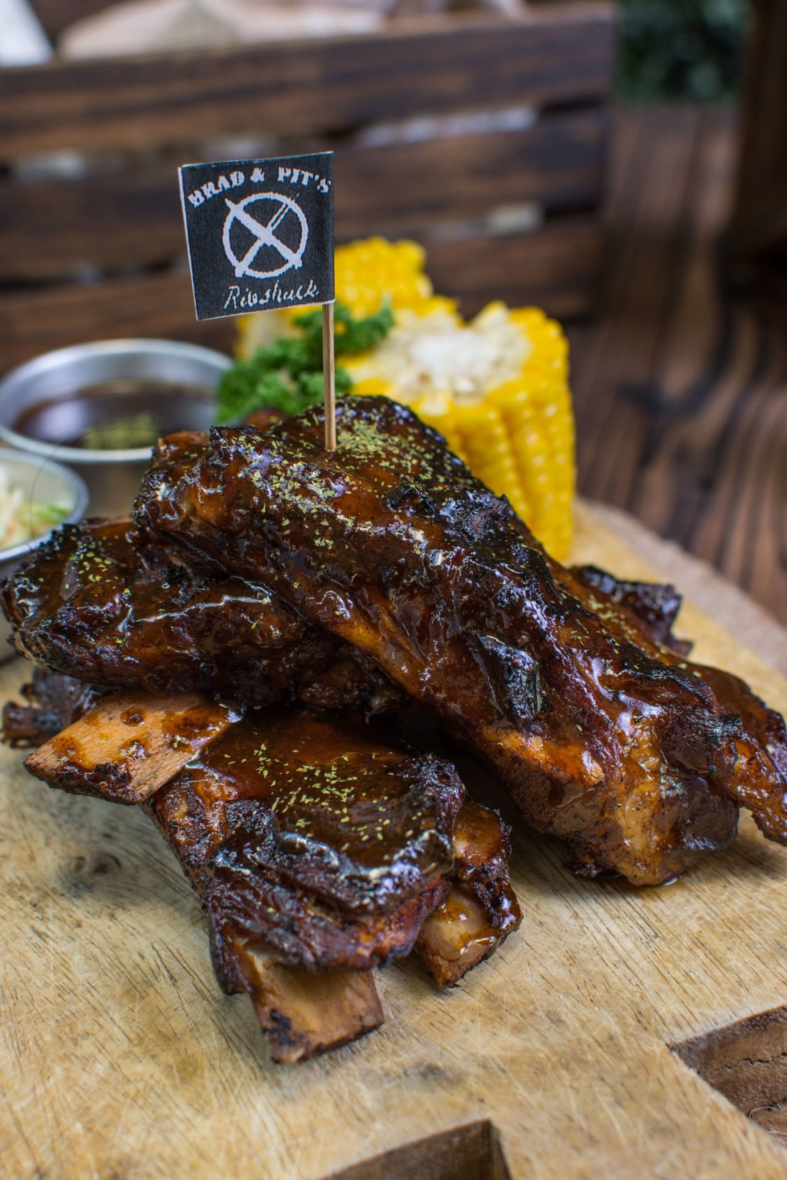 Ribs Frozen Packs (₱350 for a pack of 450grams). Good for 2-3 people