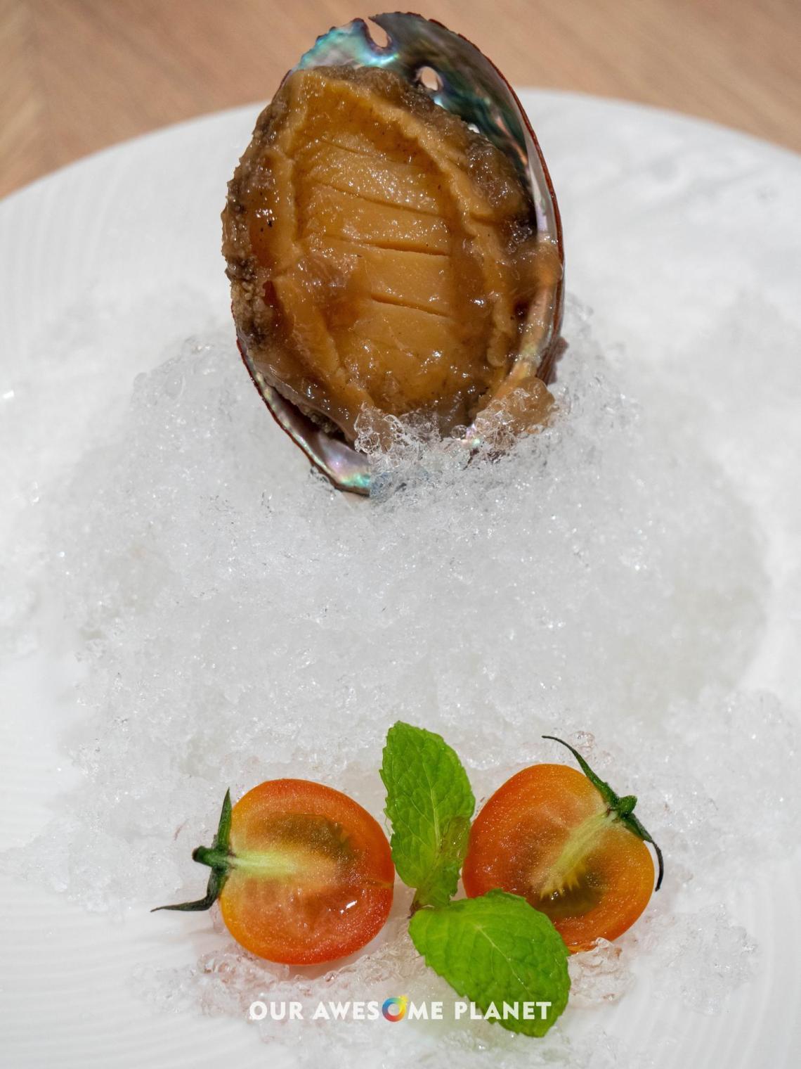 Iced Nanri Abalone