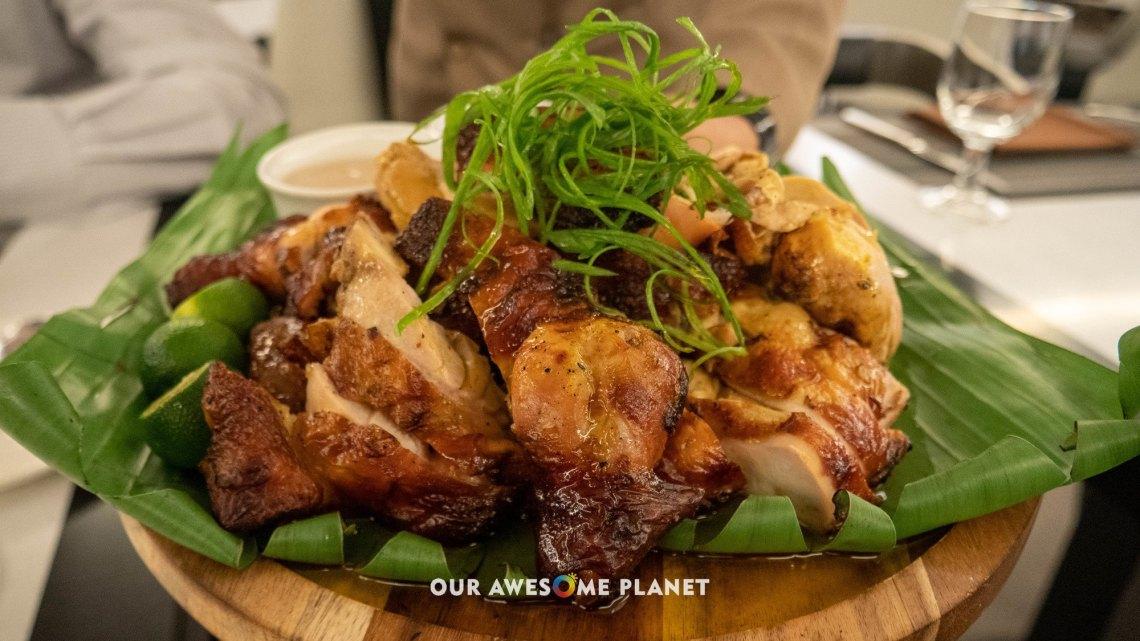 Boneless Chicken Inasal