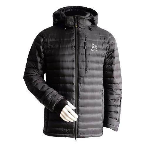 Ravean Down Heated Jacket