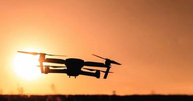solar powered drones
