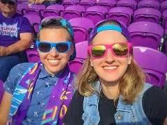 Cutest Lesbian Couple In Orlando