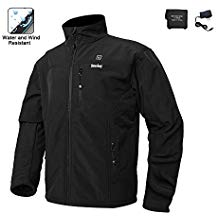 81ef11ecefbcd Smarkey Cordless Heated Jacket Carbon Fiber Electric Heating Clothing