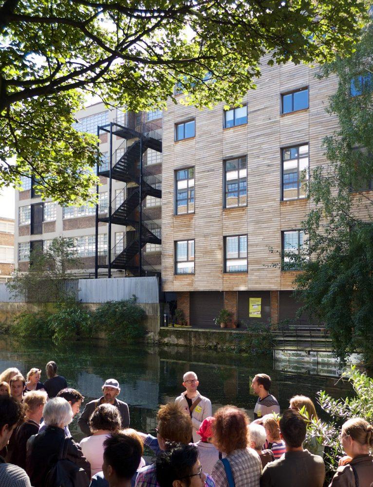 Timber Buildings tour