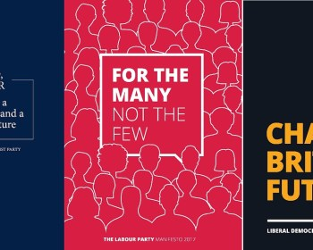 2017 manifestos