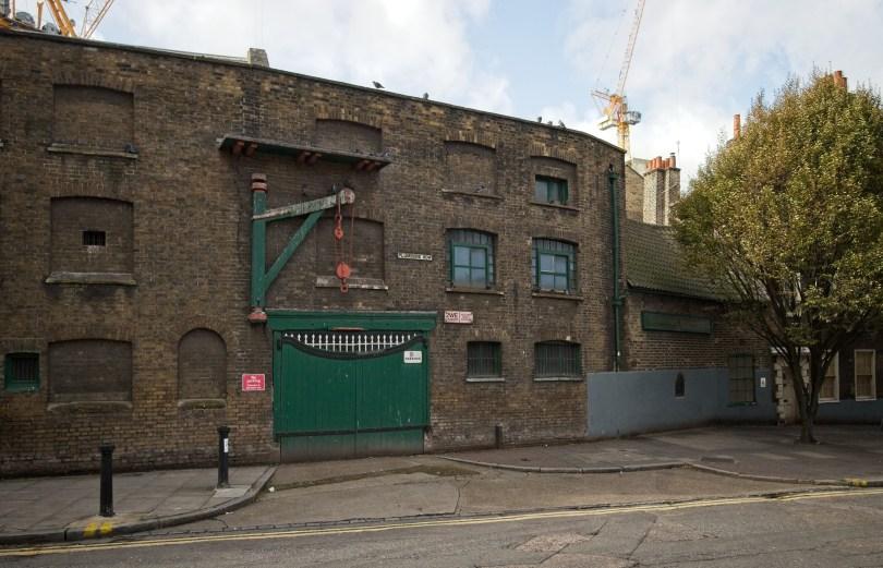 Whitechapel Bell Foundry Plumbers Row