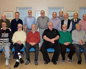 Geezers 2019 Group photo