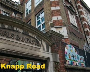 Clara Grant School, Knapp Road, Bow