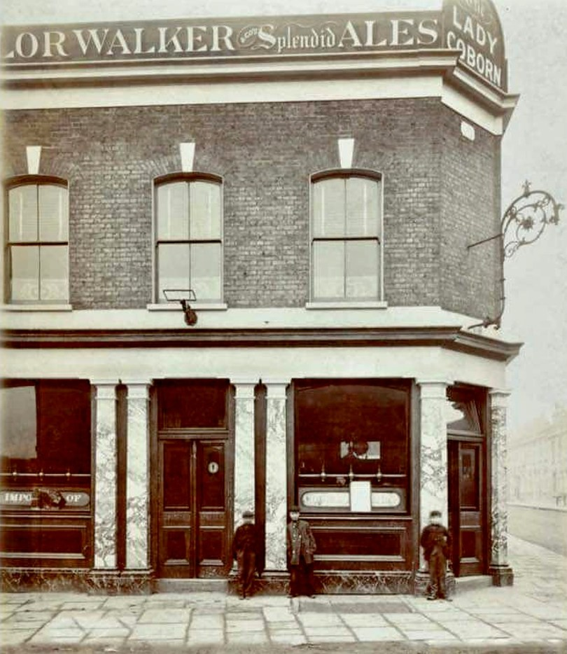 The Lady Coborn, 740 Old Ford Road, Bow