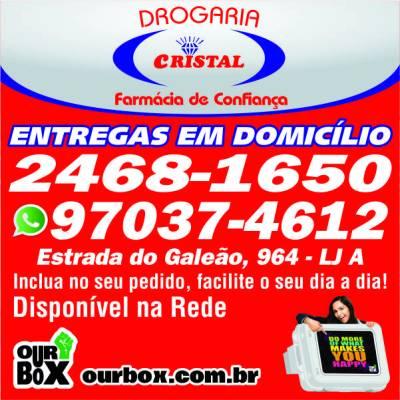 CRISTAL GALEÃO 964
