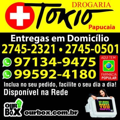 DROGARIA TÓKIO