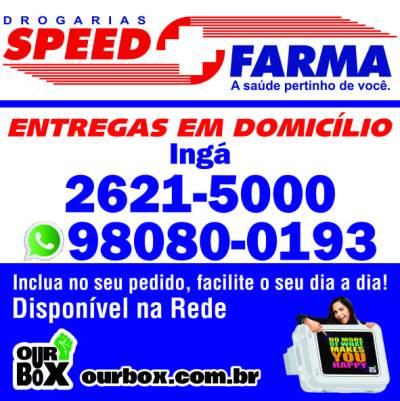SPEED FARMA INGÁ