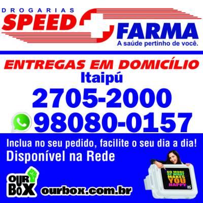 SPEED FARMA ITAIPÚ