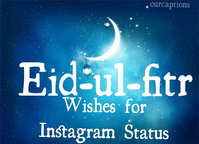 Eid Status for Instagram