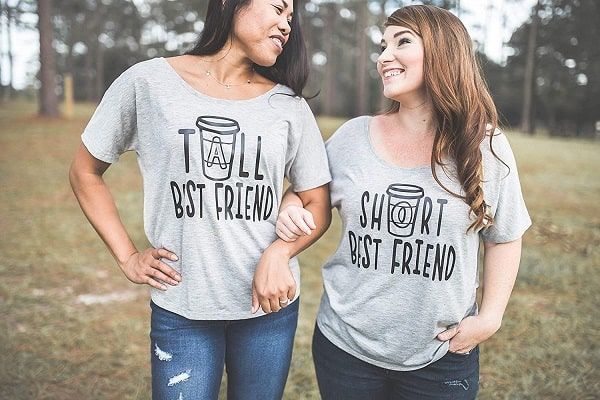 Best friends one word captions