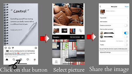 Steps to create Instagram Account
