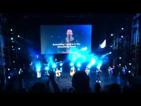 Hillsong London – I have decided to follow Jesus