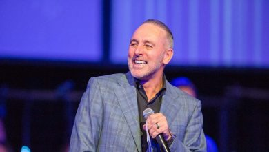 Photo of Brian Houston – Speak, We're Listening