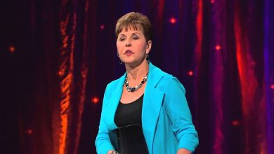 Photo of Joyce Meyer – The Power of Right Thinking