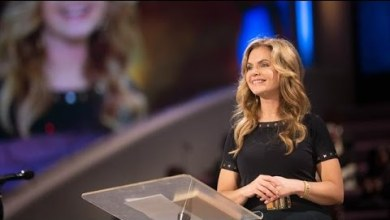 Photo of Victoria Osteen – Never Stop Praying