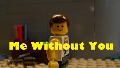 Photo of Lego – TobyMac – Me Without You