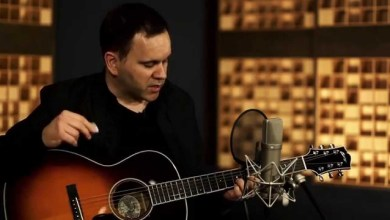 Photo of Matt Redman // The Awesome God You Are // New Song Cafe