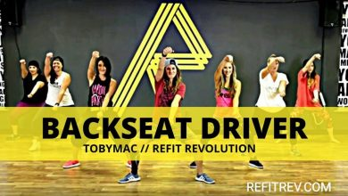 "Photo of ""Backseat Driver"" || TobyMac || DANCE CHOREOGRAPHY || REFIT® Revolution"