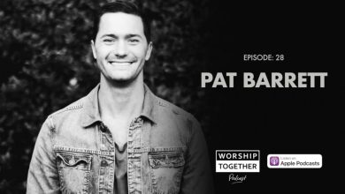 Photo of Pat Barrett Interview (Housefires, Chris Tomlin, Good, Good Father) // WT028