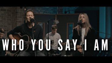 Photo of Who You Say I Am // Hillsong Worship // New Song Cafe