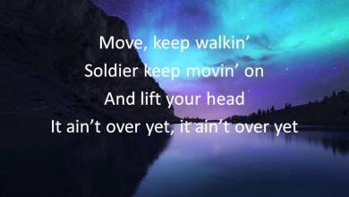 Photo of TobyMac – Move Keep Walking (Lyrics)