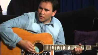 Photo of Matt Redman // Blessed Be Your Name // New Song Cafe