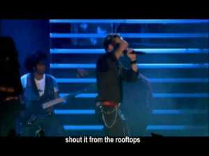 Toby Mac – Yours – Alive and Transported [w/ subtitle]