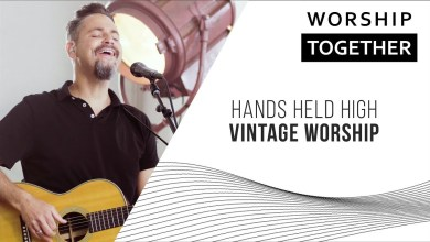 Photo of Hands Held High // Vintage Worship // New Song Cafe
