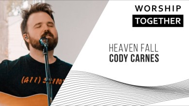 Photo of Heaven Fall // Cody Carnes // New Song Cafe
