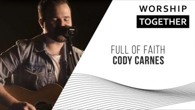 Photo of Full Of Faith // Cody Carnes // New Song Cafe